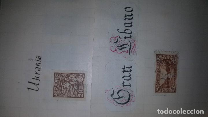 Sellos: Gran coleccion album sellos particular muchos paises.usados.lote. - Foto 21 - 101516811