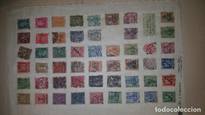 Sellos: Gran coleccion album sellos particular muchos paises.usados.lote. - Foto 23 - 101516811