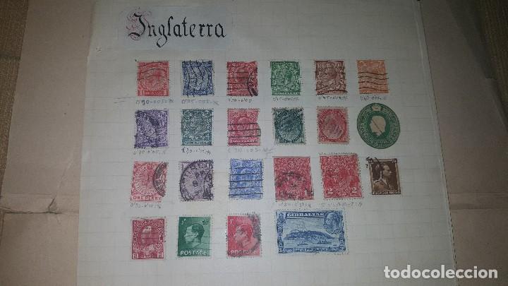 Sellos: Gran coleccion album sellos particular muchos paises.usados.lote. - Foto 27 - 101516811