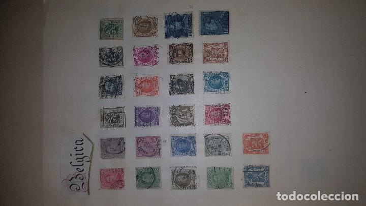 Sellos: Gran coleccion album sellos particular muchos paises.usados.lote. - Foto 29 - 101516811