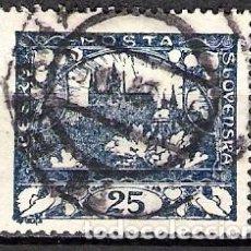 Sellos: CHECOSLOVAQUIA 1918 - USADO. Lote 103184331