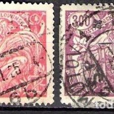 Francobolli: CHECOSLOVAQUIA 1923 - USADO. Lote 103185411