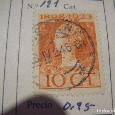 Sellos: JML SELLO 1898-1923 10 CT. Lote 105884687