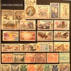 Sellos: LOTE 550 SELLOS EUROPA SELLO USADO VER TODOS EN FOTOGRAFIAS SUECIA LUXEMBURGO MONACO POLONIA GRECIA. Lote 107242587