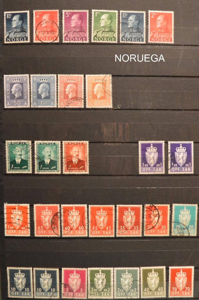 Sellos: LOTE 550 SELLOS EUROPA SELLO USADO VER TODOS EN FOTOGRAFIAS SUECIA LUXEMBURGO MONACO POLONIA GRECIA - Foto 10 - 107242587