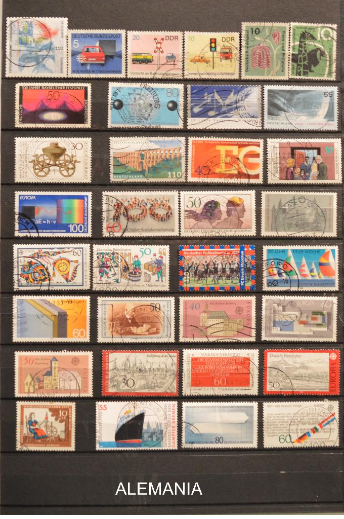Sellos: LOTE 550 SELLOS EUROPA SELLO USADO VER TODOS EN FOTOGRAFIAS SUECIA LUXEMBURGO MONACO POLONIA GRECIA - Foto 12 - 107242587