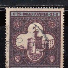 Sellos: SAN MARINO ,1894 YVERT Nº 23. Lote 107614227
