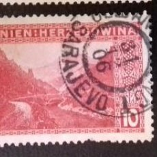 Sellos: BOSNIEN HERZERGOWINA. Lote 109634671