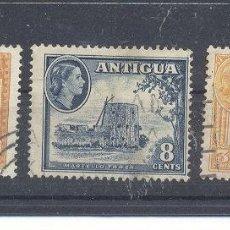 Sellos: ANTIGUA Y BARBUDA, EX. COLONIA BRITANICA. Lote 112774903