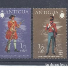 Sellos: ANTIGUA Y BARBUDA, EX. COLONIA BRITANICA. Lote 112775259