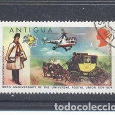 Sellos: ANTIGUA Y BARBUDA, EX. COLONIA BRITANICA. Lote 112777419