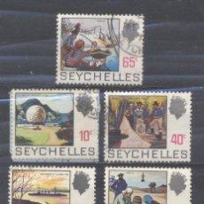 Sellos: SEYCHELLES . Lote 115565815