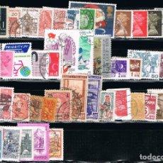 Sellos: EUROPA - LOTE DE 44 SELLOS - VARIOS (USADO) LOTE 6. Lote 117854987