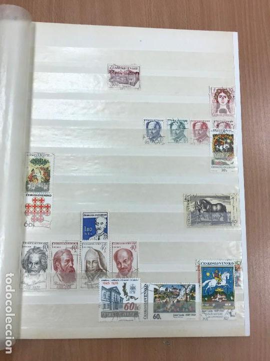 Sellos: LOTE 1147 SELLOS PAISES COMUNISTAS ( CHEKOSLOVAQUIA, HUNGRÍA, POLONIA, RUMANIA, CCCP, YUGOSLAVIA ) - Foto 3 - 121623583