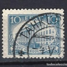 Sellos: ESTONIA - SELLO USADO. Lote 133435558