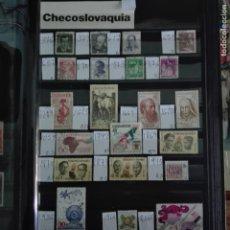 Sellos: CHECOSLOVAQUIA. Lote 133834738