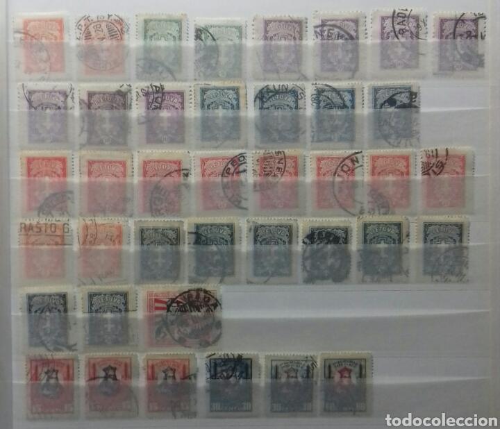 Sellos: Sellos de Lituania en álbum de 4 páginas - Foto 5 - 83570819