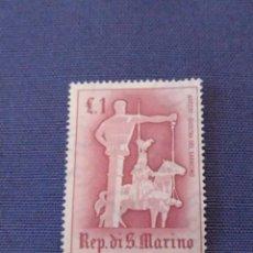 Sellos: SAN MARINO 1963. (MNH). Lote 136127662