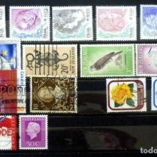 Sellos: VARIOS PAISES-LOTE 238-FOTO 694- 15 SELLOS USADOS. Lote 145950126
