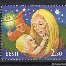 Sellos: ESTONIA - SELLO USADO . Lote 146008882