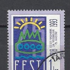 Sellos: ESTONIA - SELLO USADO. Lote 146009286