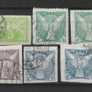 Sellos: CZECHOSLOVAKIA LOT STAMPS USED - 8/23. Lote 146928514