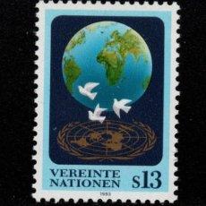 Sellos: NACIONES UNIDAS VIENA 165** - AÑO 1993 - NACIONES UNIDAS. Lote 152437218
