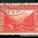Sellos: BOSNIA HERZEGOVINA Nº 34 (AÑO 1906), VALLE DE VRAS, USADO. Lote 160833394