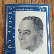 Sellos: NACIONES UNIDAS: YT. 912 MNH. Lote 161119188