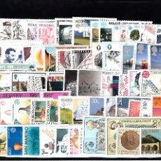 Sellos: EUROPA 1983 -COMPLETO NUEVO SIN CHARNELA 35 PAISES - 69 VALORES +5 HB- SOLICITE SUS FALTAS DE EUROPA. Lote 161169338
