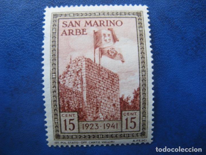 SAN MARINO, 1942 YVERT 212 (Sellos - Extranjero - Europa - Otros paises)