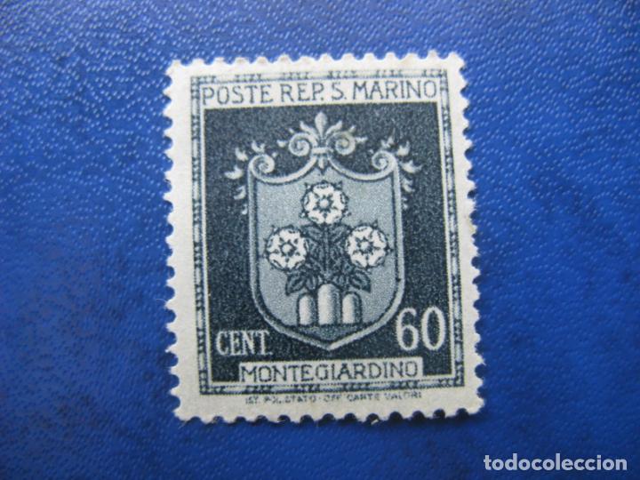 SAN MARINO, 1945 YVERT 262 (Sellos - Extranjero - Europa - Otros paises)