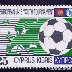 Briefmarken - CHIPRE 1992 ** NUEVOS - 5/27 - 164900322