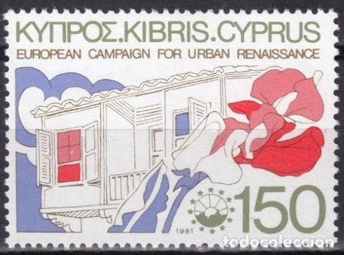 CHIPRE 1981 ** NUEVOS - 5/27 (Sellos - Extranjero - Europa - Otros paises)