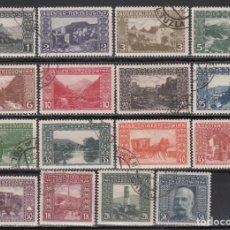 Sellos: BOSNIA-HERZEGOVINA, 1906 YVERT Nº 29 / 44 . Lote 165260454