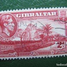 Sellos: GIBRALTAR, 1937 YVERT 106. Lote 166558334