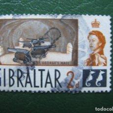 Sellos: GIBRALTAR, 1960 YVERT 147. Lote 166559714