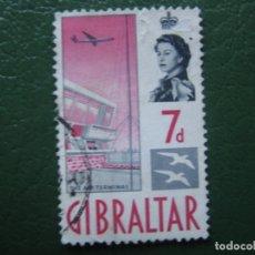 Sellos: GIBRALTAR, 1960 YVERT 152. Lote 166560054