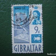 Sellos: GIBRALTAR, 1960 YVERT 153. Lote 166560186
