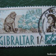 Sellos: GIBRALTAR, 1960 YVERT 154. Lote 166560442