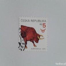 Sellos: CESKA REPUBLIKA SELLO USADO. Lote 168075904