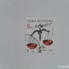 Sellos: CESKA REPUBLIKA SELLO USADO. Lote 168075992