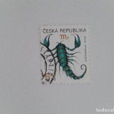 Sellos: CESKA REPUBLIKA SELLO USADO. Lote 168076464