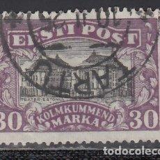 Sellos: ESTONIA, 1924-27 YVERT Nº 81 . Lote 172358605