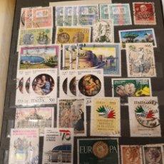 Sellos: A1. 001. LOTE DE SELLOS. ITALIA. USA. DANMARK. NEDERLAND. PORTUGAL.. Lote 173995189