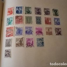 Sellos: REPÚBLICA DE OSTERREICH - LOTE DE 23 SELLOS. Lote 174516587