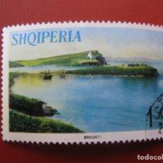 Sellos: ALBANIA 1965, BREGDEL, YVERT 752. Lote 177267650