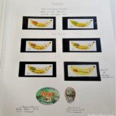 Sellos: 1970-1978 TONGA SET DE SELLOS. Lote 177721682