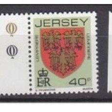 Sellos: SELLOS NUEVOS DE JERSEY, YT 267/ 71. Lote 177988182