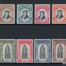 Sellos: SAN MARINO 1935 CENTENARIO DELFICO Nº 193/204 *. Lote 178638687